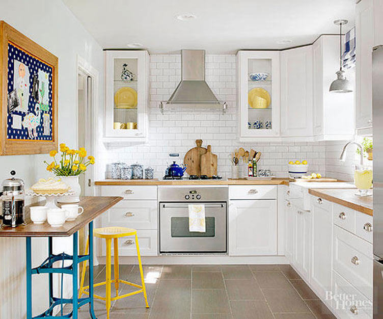 Color In The Kitchen 3 Fool Proof Tips American Farmhouse Lifestyle