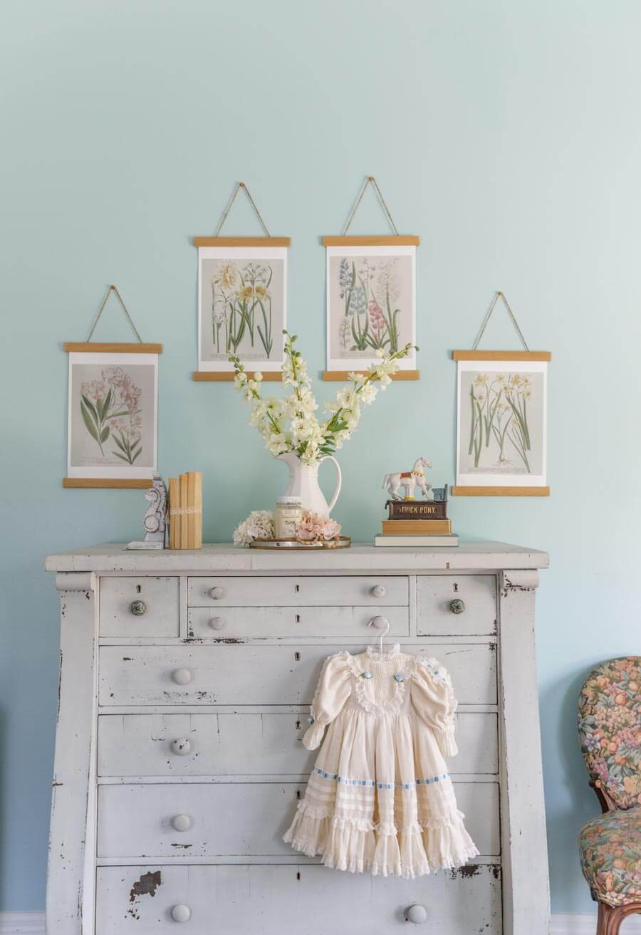 Simple Spring Styling For Your Farmhouse American Farmhouse Lifestyle