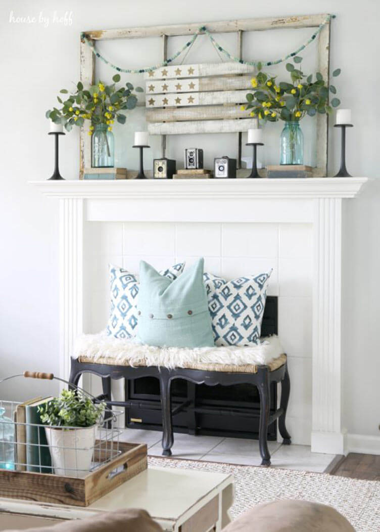10 Diy Pallet Wood Projects American Farmhouse Lifestyle