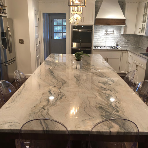 Are Granite Countertops Outdated? - American Farmhouse ... on Kitchen Farmhouse Granite Countertops  id=92121