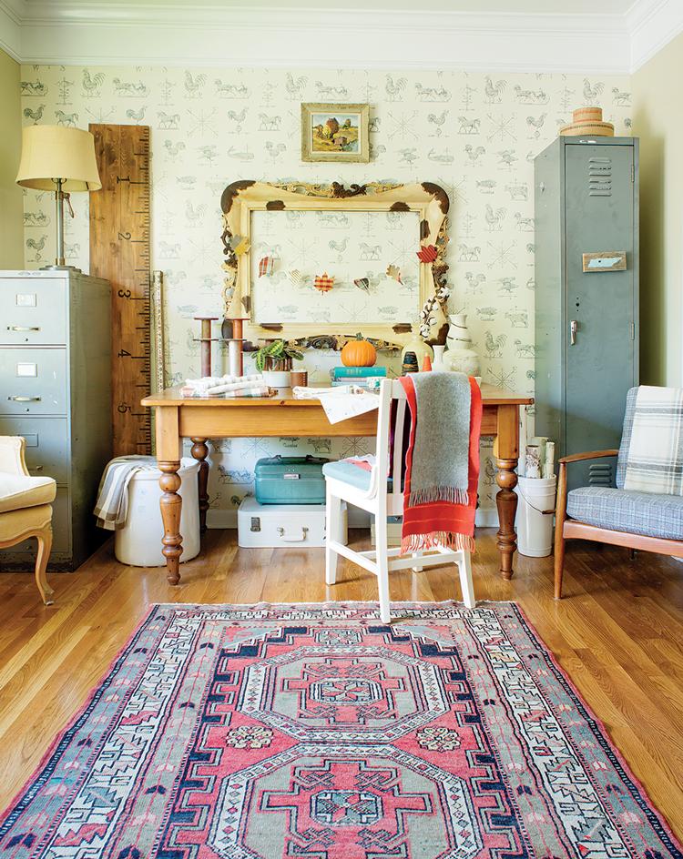 Repurpose Your Unused Dining Room