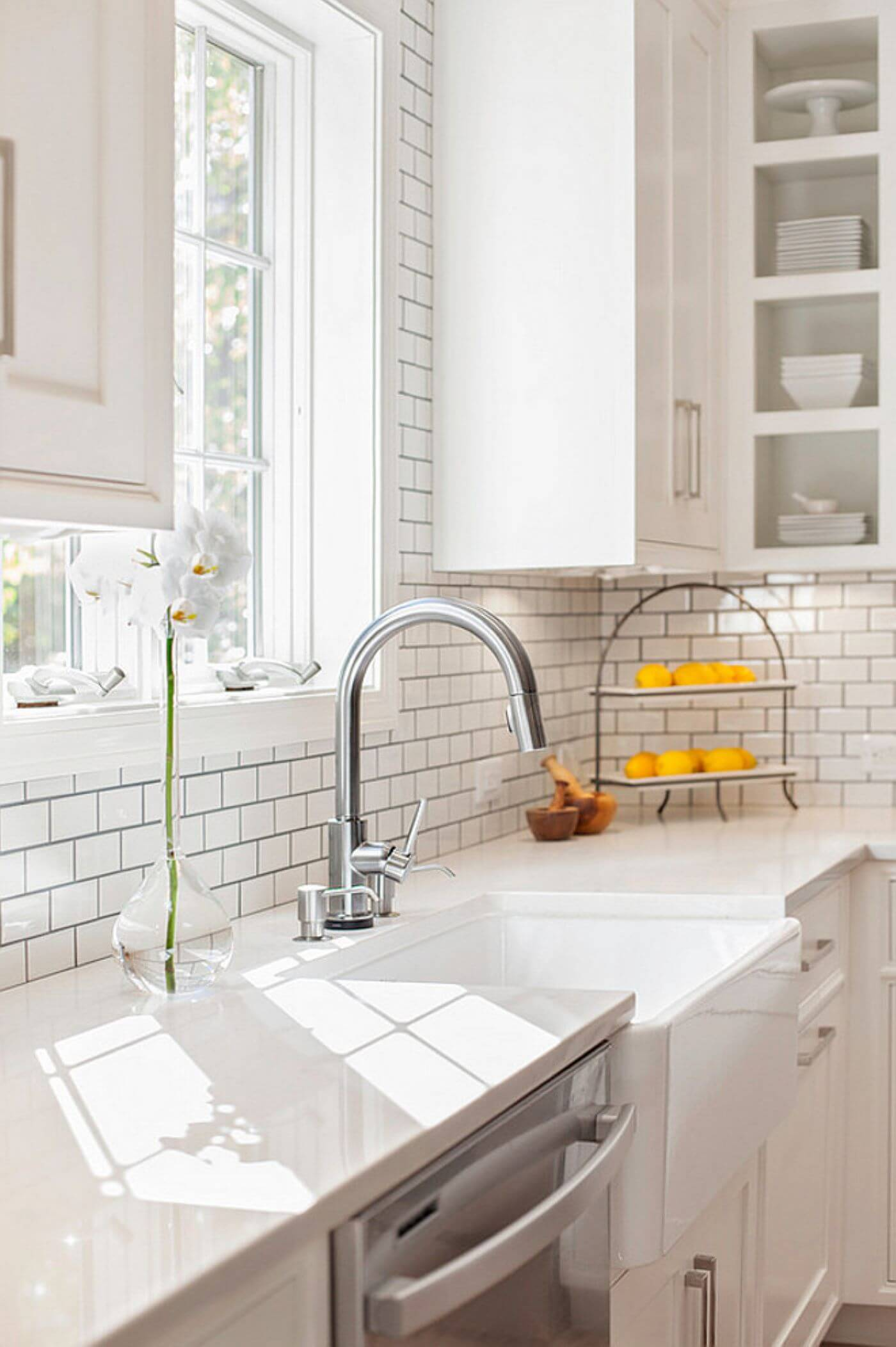Are Granite Countertops Outdated? - American Farmhouse ... on Farmhouse Granite Countertops  id=49765
