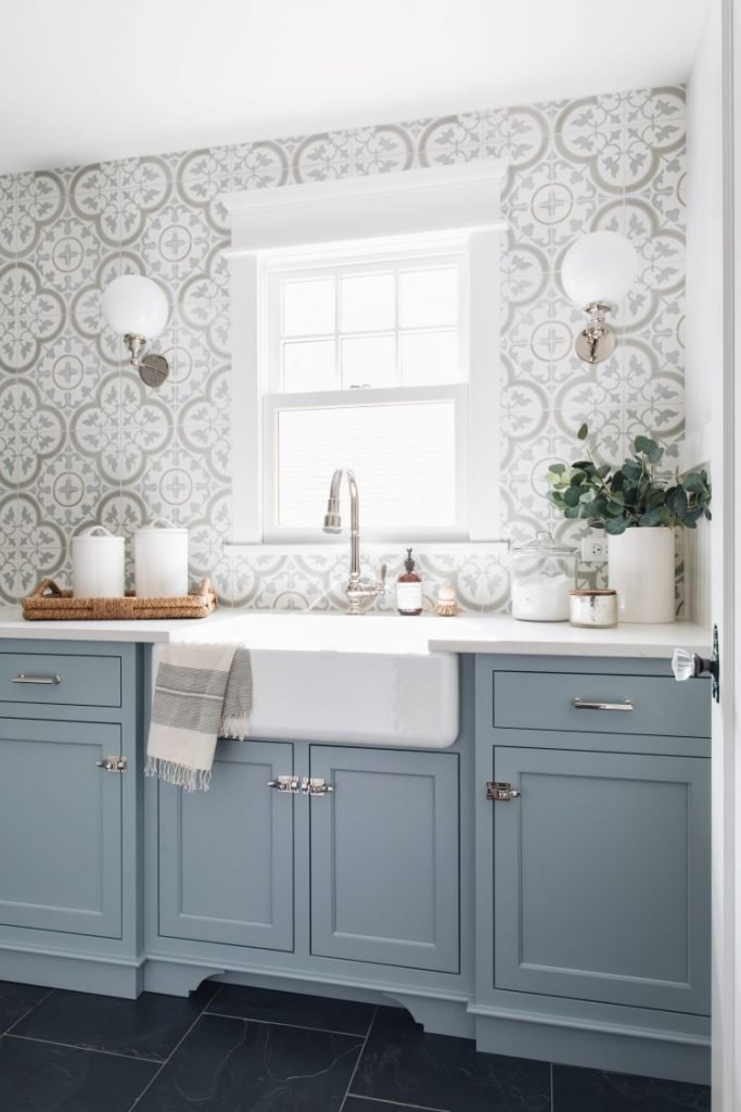 A Lovely Laundry Room American Farmhouse Lifestyle