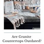 Reclaimed metal countertop as an alternative to granite countertops