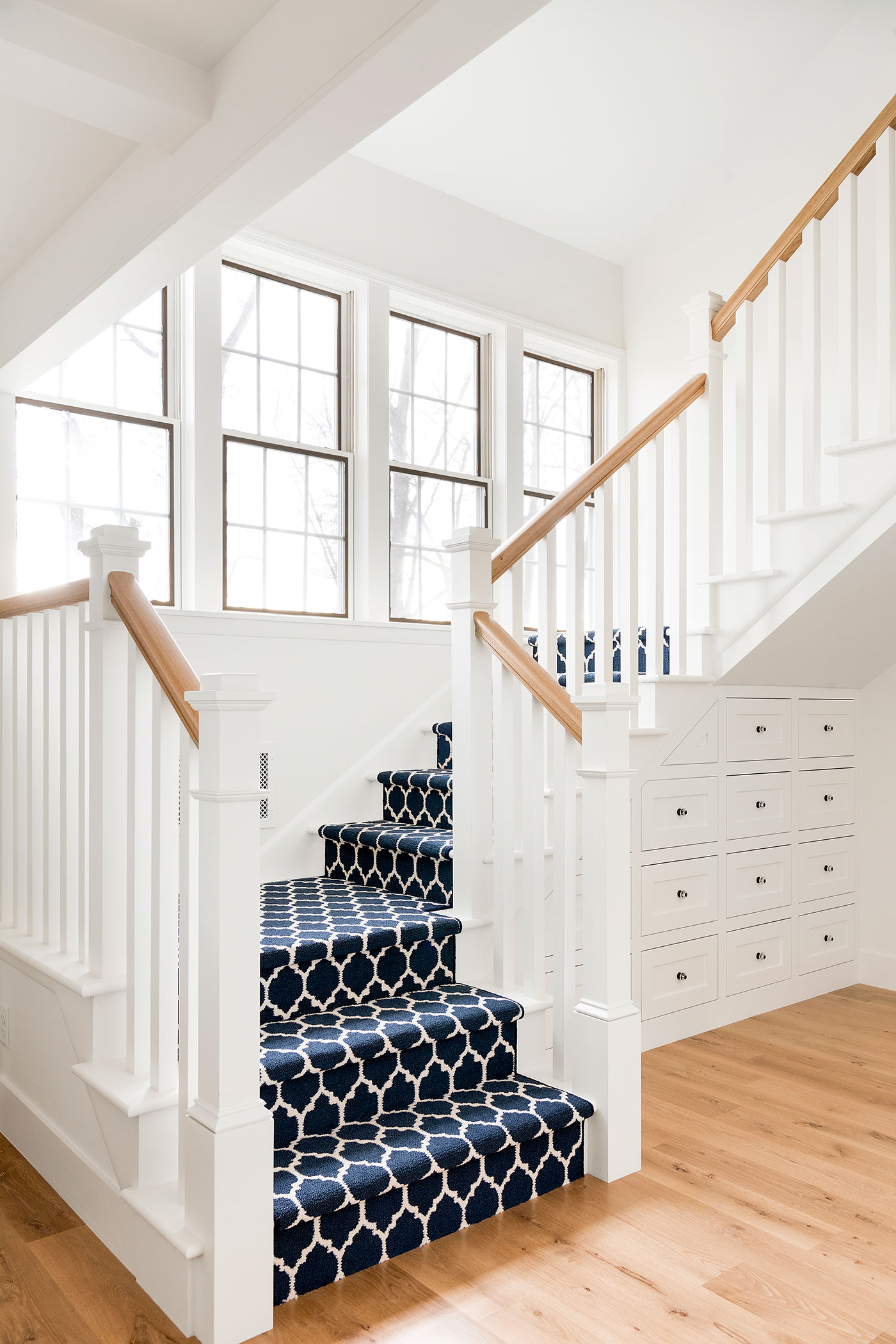 How To Get The Best Staircase Design American Farmhouse Lifestyle