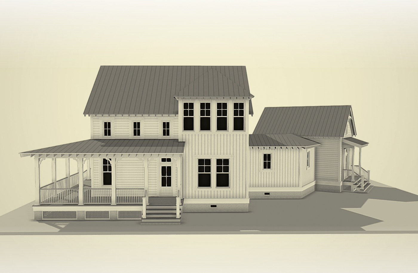 Project House 2020 Ready Set Go American Farmhouse Lifestyle
