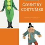 Farmhouse-inspired Halloween costumes