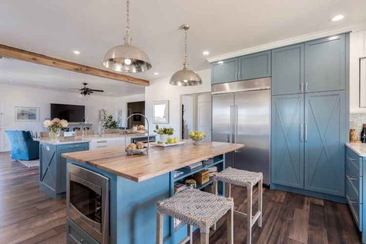 A Tropical Farmhouse Kitchen Renovation American Lifestyle