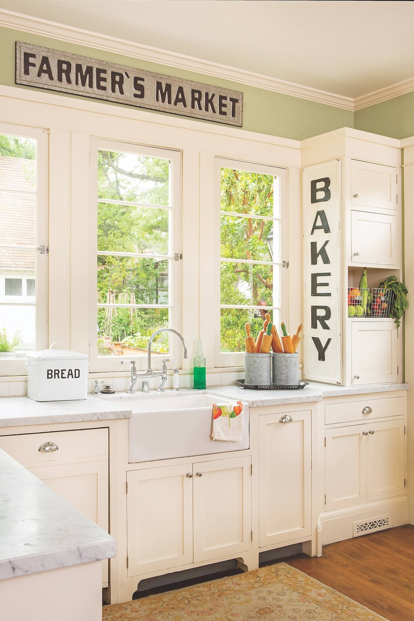 How To Get Shaker Style American Farmhouse Lifestyle