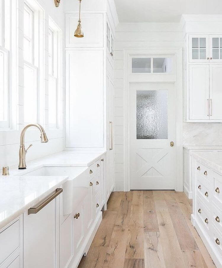 What Wood Floor Colors Are Outdated American Farmhouse Lifestyle