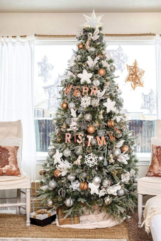 Christmas Color Palette Ideas American Farmhouse Lifestyle